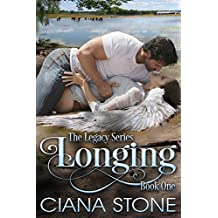 Longing: The Shifter Claims his Angel (Legacy: A Paranormal Series Book 1) (English Edition)