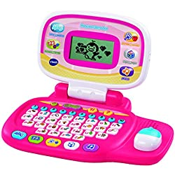 VTech - Peque ordenador, color rosa (3480-155457)