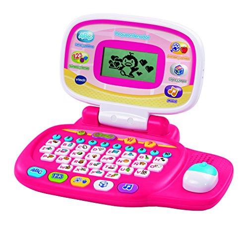 VTech - Peque ordenador, color rosa (3480-155457)