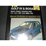 VW Golf IV & Bora Essence & Diesel (01 - 03)