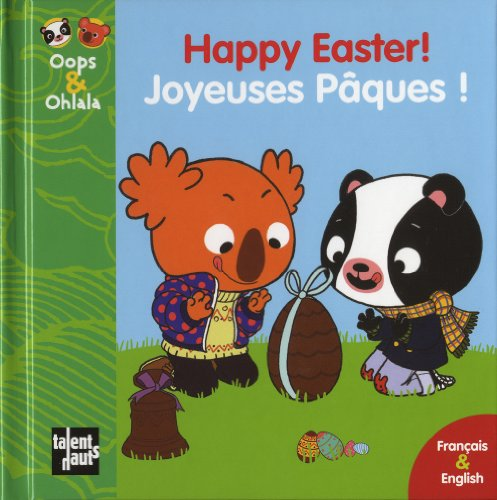 Oops & Ohlala: Happy Easter/Joyeuses Paques par Mellow