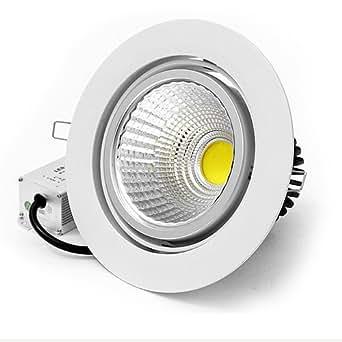 Buy Mazda Led 3w Ceiling Light Cob Warm White Round