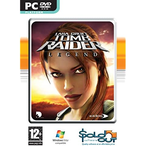Lara Croft Tomb Raider: Legend (PC) [Importación inglesa]