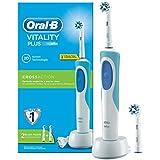 Oral-B Vitality CrossAction - Cepillo de dientes eléctrico recargable,con tecnología Braun