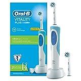immagine prodotto Oral-B Vitality Plus CrossAction Spazzolino Elettrico Ricaricabile