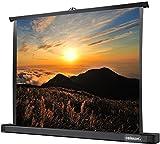 celexon Tischleinwand Professional Mini Screen 86 x 61 cm, 4:3, mobile Beamer-Leinwand