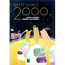 Great Source Write Source: Hardcover Student Edition 1999