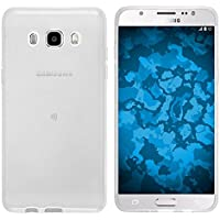 Colorfone Cover Samsung Galaxy J5 2016 Trasparente Custodia Gel Bumper