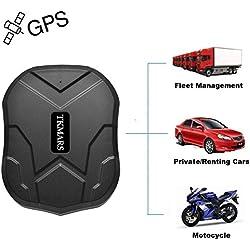 Hangang GPS Tracker Auto Peil Emisor Personas y Seguimiento De Vehículos GPS Emisor Magnético GPS Locator