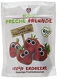 Erdbär Bio Fruchtchips Erdbeere, 12 g