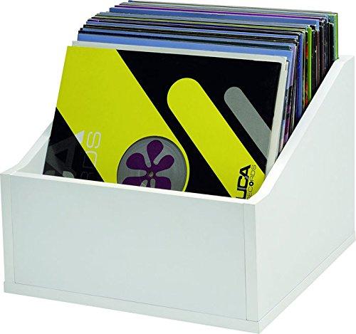 Glorious DJ Record Box Advanced 110 white