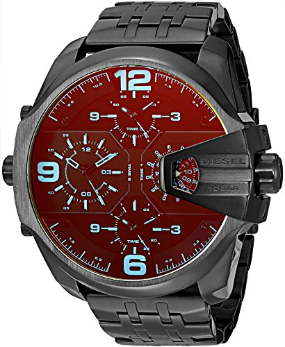 diesel-mens-black-steel-bracelet-case-quartz-red-dial-analog-watch-dz7373