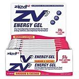 ZV7 Energy Gel, Rhubarb Custard, Box of 24 x 60ml