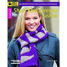 Short Row Tunisian Fashion (English Edition)