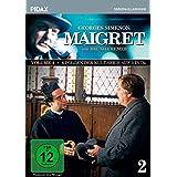 Maigret, Vol. 2 / Weitere 6 Folgen der Kult-Serie mit Bruno Cremer nach dem Romanen von Georges Simenon