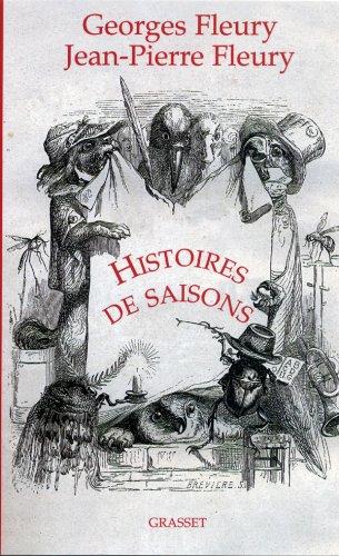 Histoires de saisons par Georges Fleury