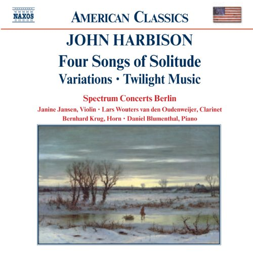 Harbison: Four Songs of Solitude / Variations / Twilight Music - Music Twilight