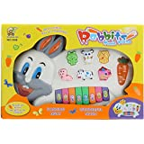 Speoma Rabbit Piano Musical Toy For Kids
