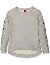 s.Oliver Mit Nietendeatails, Sweat-Shirt Fille