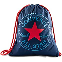 Converse 2018 Mochila Tipo Casual, 46 cm, 19 litros, Azul Marino
