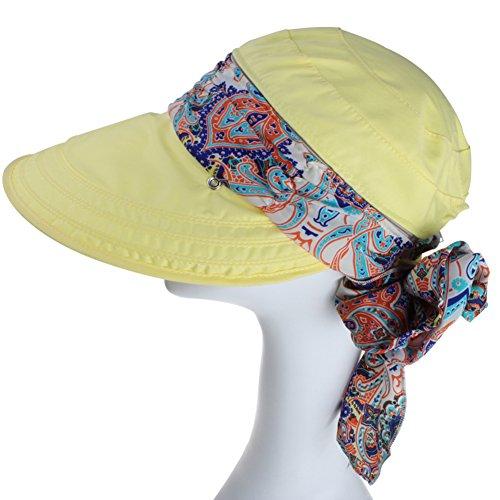 Mme soleil soleil casquette/ en plein air UV Sun bonnet couvre-visage I