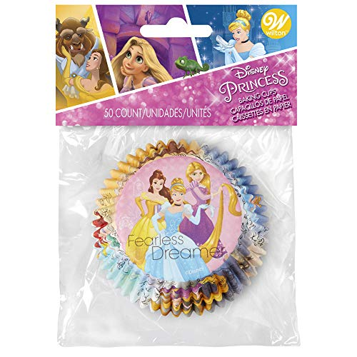 Disney Princess Cup cake/Muffin Cases (50 ()