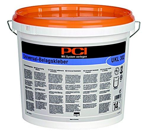 PCI UKL 302 UNIVERSAL-BELAGSKLEBER Fußbodenkleber 14kg Eimer
