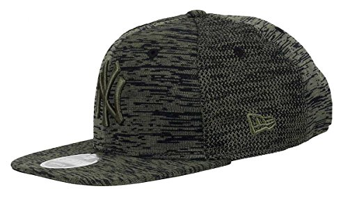 New Era Herren Caps/Snapback Cap Engineered Fit NY Yankees 9Fifty Olive M/L -