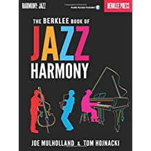 The Berklee Book Of Jazz Harmony (Buch & CD)