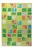 Esprit Teppich Cuadros (120 x 170 cm, grün)