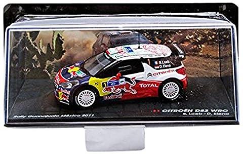 Voiture Rallye Citroen 1 43 - Promocar - 20141107_09 - Véhicule Miniature -