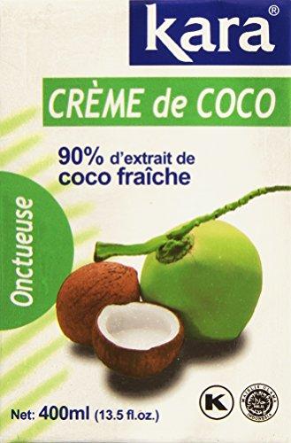 Crème de Coco 400 ml - Lot de 6