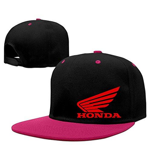 teenmax-unisex-honda-logo-hip-hop-baseball-caps