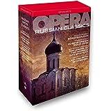 Opera Russian Classics. Boris Godounov, Eugène Onéguine, La Dame de Pique, La légende de Kitège, Lady Macbeth.