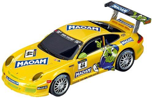 Carrera Go - 20061289 - Radio Commande, Véhicule Miniature et Circuit - Porsche GT3 - Timbuli Racing - No.45