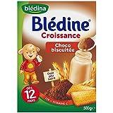 Blédina - Blédine miel des 8 mois - La boite de 500g - (pour la quantité plus que 1 nous vous remboursons le port...