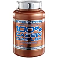 100% CASEIN COMPLEX 920 gr Scitec Nutrition - chocolat blanc / maracuja