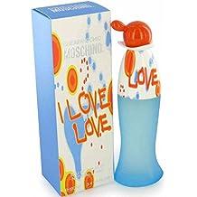 MOSCHINO CHEAP & CHIC I LOVE LOVE agua de tocador vaporizador 100 ml