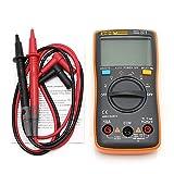 AN8000 Digital Multimeter 4000 Zählt AC/DC Auto Range Ohm Amperemeter Tester
