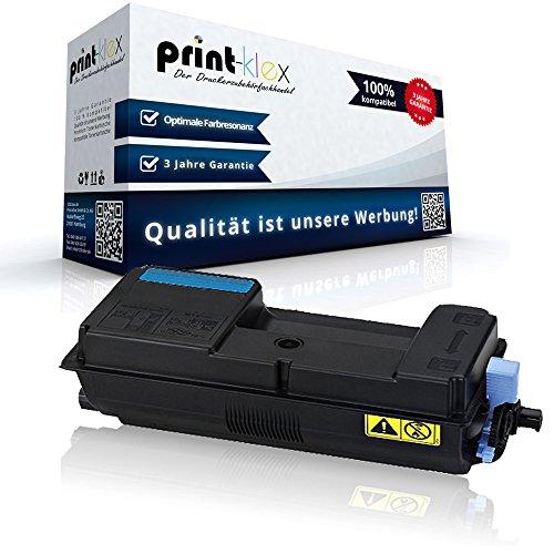 Preisvergleich Produktbild Kompatible Tonerkartusche - 25.000 Seiten - für Kyocera FS 4200 DN FS 4200DN TK3130 TK 3130 - Print Plus Serie