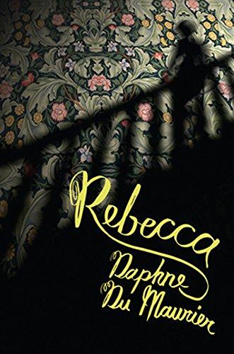 Book cover for Rebecca