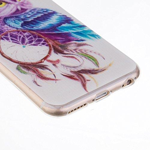 iphone 5s Hülle, iphone 5s Hülle, iPhone 5 Hülle, SainCat Silikon Hülle Tasche Handyhülle [Kratzfeste, Scratch-Resistant] TPU Bumper Case Weiches Gel Cover Schutzhülle Crystal Kirstall Clear Case Durc Sechs Rosen