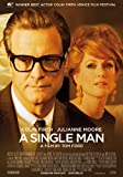 Pop Culture Graphics Un seul Man Movie Poster Swiss 27 x 40 In - 69 cm x 102 cm-Colin Firth Julianne Moore Matthew Goode Ginnifer Goodwin Nicholas Hoult Simpkins Ryan