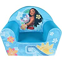 Fun House 712927Disney Vaiana Silla de Espuma para niños