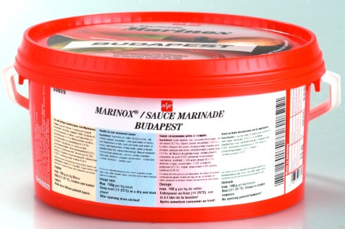 1a RAPS Gewürze 1000659-005 MARINOX-BUDAPEST — Eimer 2,5kg