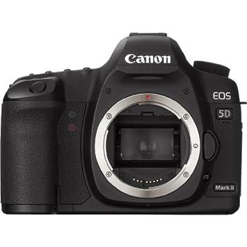 Canon EOS 5D Mark II, Body - Cámara Réflex Digital 21.1 MP (Cuerpo ...