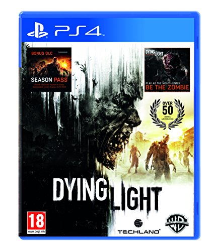 Dying Light Be the Zombie Edition Including Full Season Pass (Exclusive to Amazon.co.uk) (PS4)