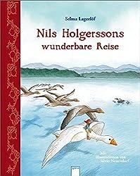 Nils Holgerssons wunderbare Reise: Arena Bilderbuch-Klassiker mit CD