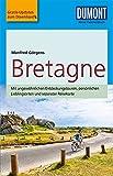DuMont Reise-Taschenbuch Reiseführer Bretagne: mit Online-Updates als Gratis-Download - Manfred Görgens