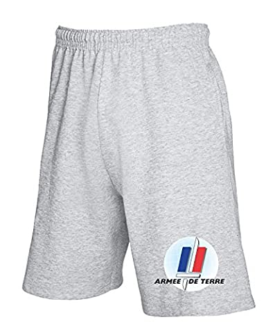 L Armee De Terre - T-Shirtshock - Pantalons de survetement courts TM0370